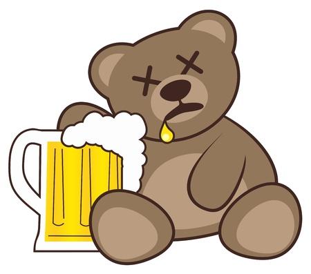 Beer party Stock Vector - 18764513