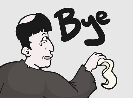 bye: Bye message