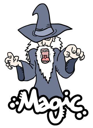 Medieval magic Stock Vector - 18750777