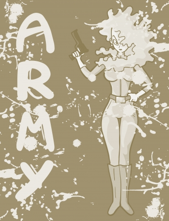 sexy army: Army wallpaper