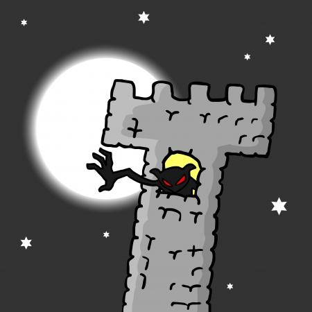 terror: Terror in the night