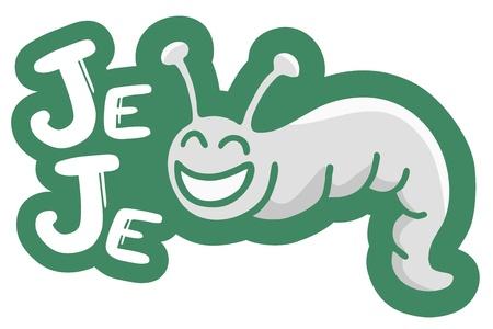 sociable: Joke worm