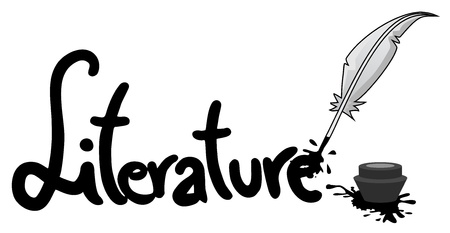 humanism: Pintura suciedad Literatura Vectores