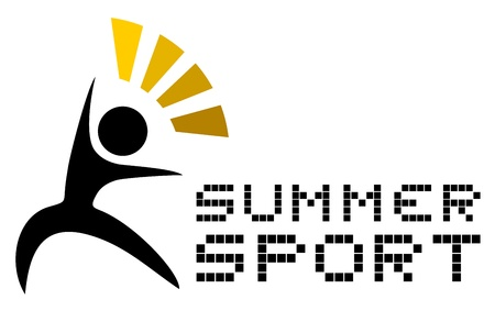 booming: Summer sport icon