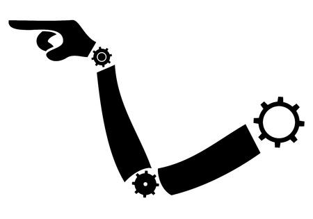 cruet: Tech arm point
