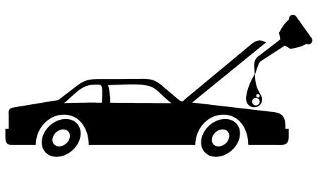 cruet: Lubricant motor car