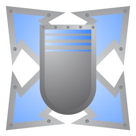 buckler: Protection emblem