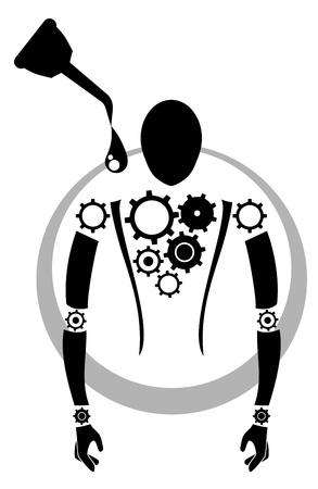 lubricate: Human tech