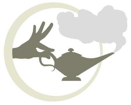 sconce: Arabia icono