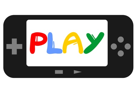 Play color tech Vector