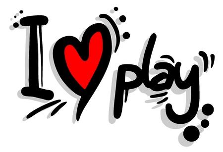 romp: I love play