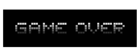 liquidate: Game over illustration