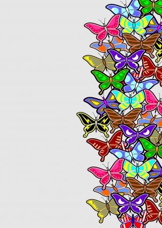 sociable: Creative background illustration