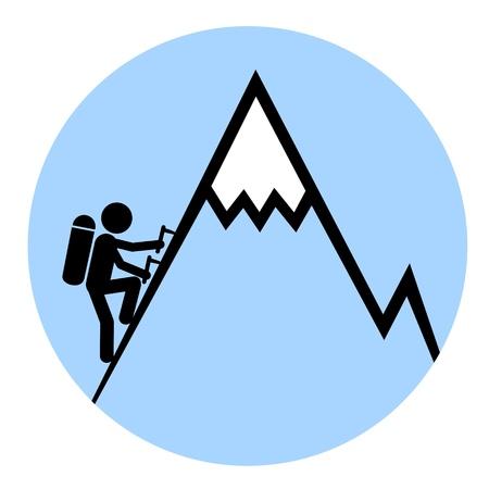 mountain climbing: Mountain sport