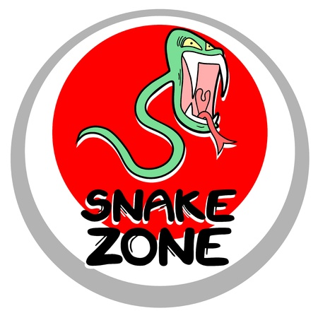expesive: Snake zone Illustration