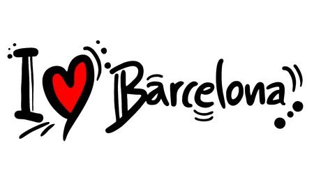 Amo Barcellona