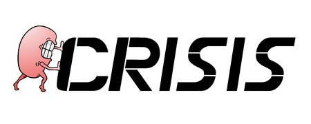 splurge: Crisis message