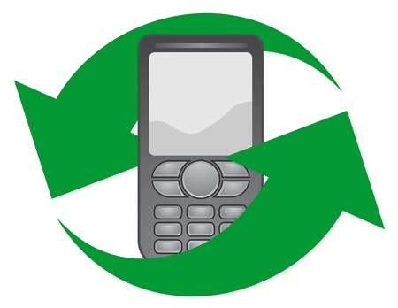 revive: Recycle mobile phone