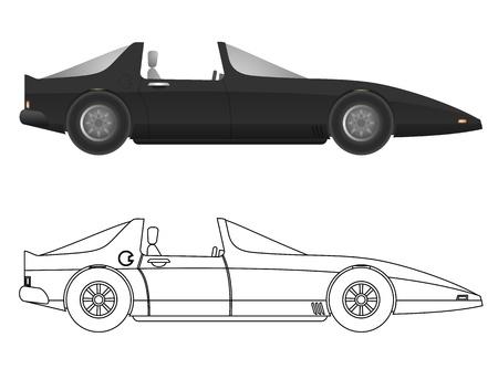 car speed: Speed car design