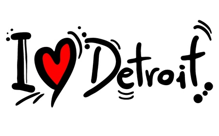 admiration: Love Detroit