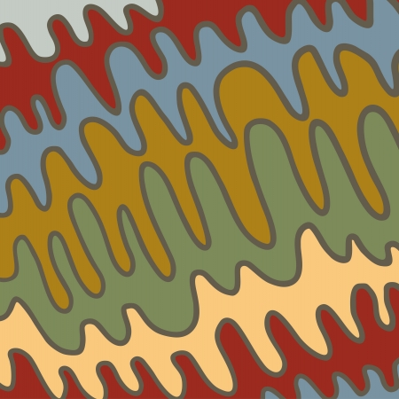 original single: Art paint background design Illustration
