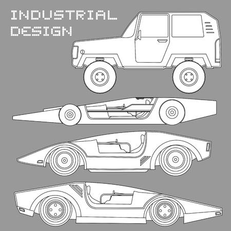 undercarriage: Tech design cars