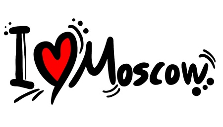 love dome: I love Moscow