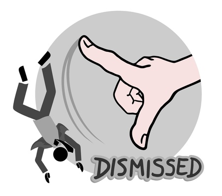 resign: Dismissed