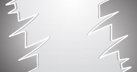 original single: Grey frame art
