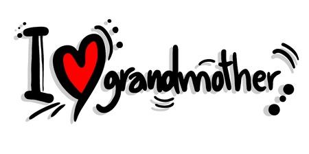 corduroy: I love grandmother