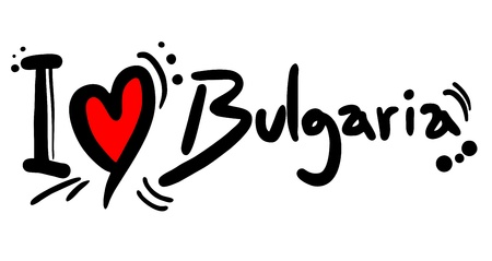 admiration: I love Bulgaria