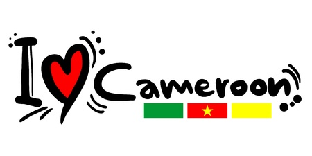 autochthonous: I love Cameroon