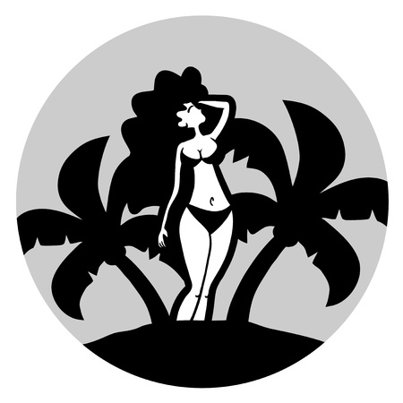 unwind: Beach girl