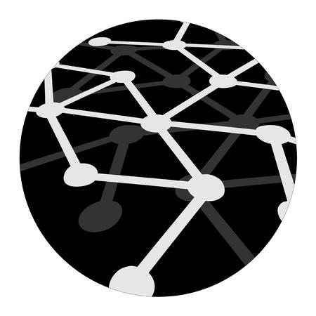 Science icon Stock Vector - 21033032