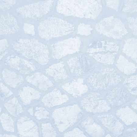 hardness: Blue mosaic texture