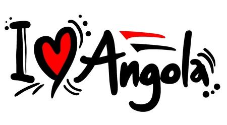 angola: I love Angola