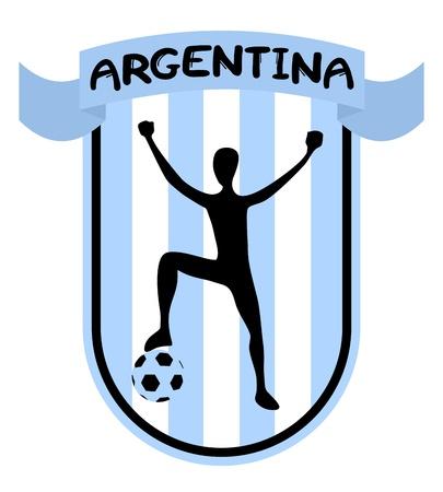 Win Argentina Vector