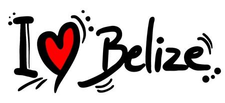 predilection: I love Belize