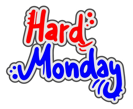 cursing: Hard Monday
