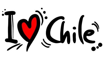 chile: I love Chile