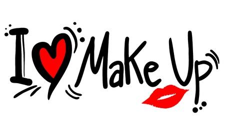 tagline: I love Make Up