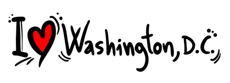 georgetown: I love Washington