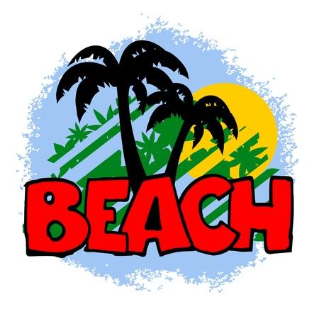 heat register: Beach zone