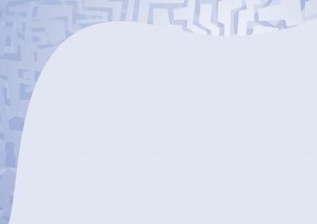 Elegant frame cover Stock Vector - 21311302