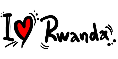 one trim: I love Rwanda