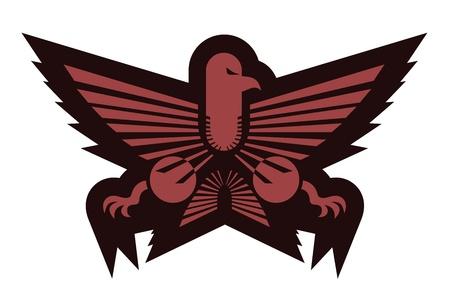 Imperial emblem Vector