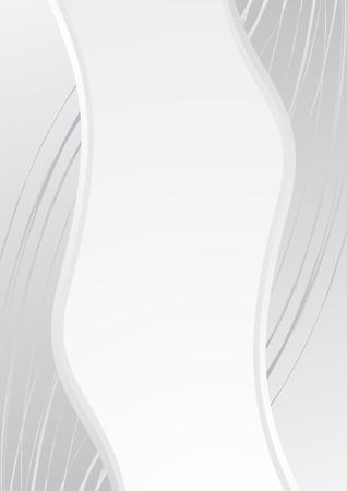 Elegant grey art wallpaper