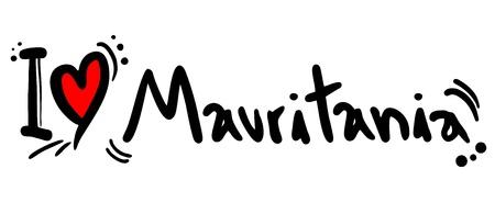 mauritania: I love Mauritania
