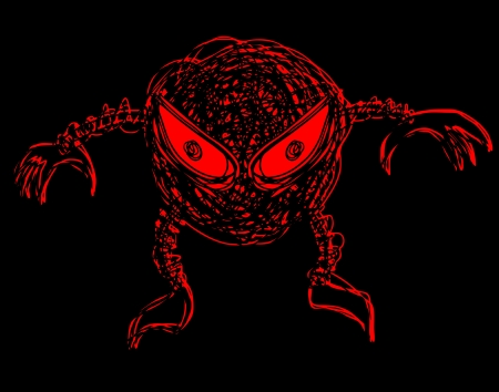prodigy: Red monster
