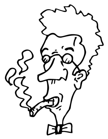 lowbrow: Fumo divertente